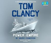 Tom Clancy Power and empire (AUDIOBOOK)