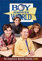 Boy meets world. Season 2