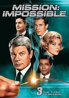 Mission: impossible. The third season