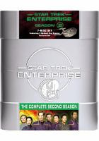Star trek Enterprise. Season 2