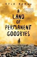 Abawi, Atia A land of permanent goodbyes