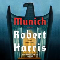 Munich : a novel (AUDIOBOOK)