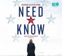 Need to know : a novel (AUDIOBOOK)