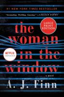 The woman in the window (LARGE PRINT)