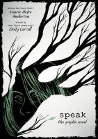 Speak : the graphic novel