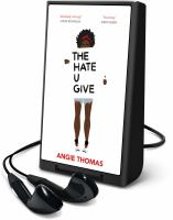 The hate u give (AUDIOBOOK)