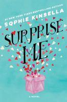 Surprise me (LARGE PRINT)