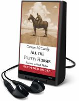 All the pretty horses (AUDIOBOOK)