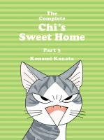 The complete Chi's sweet home. Part 3