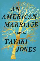 An American marriage (LARGE PRINT)