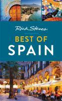 Rick Steves best of Spain.