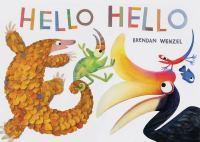 Wenzel, Brendan Hello hello