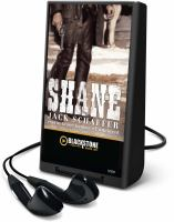 Shane (AUDIOBOOK)