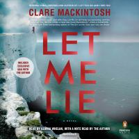 Let me lie (AUDIOBOOK)