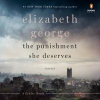 The punishment she deserves (AUDIOBOOK)