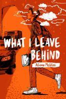 McGhee, Alison What I leave behind