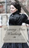 Winning Miss Winthrop (LARGE PRINT)