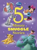 Disney 5-minute snuggle stories.