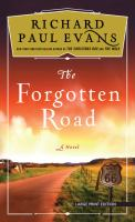 The forgotten road (LARGE PRINT)