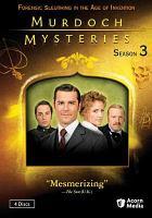Murdoch mysteries. Season 3