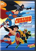 Justice league action. Season 1, part 2, Battles from beyond!