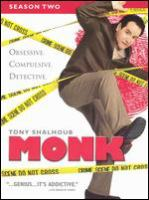 Monk. Season two