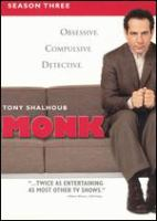 Monk. Season three