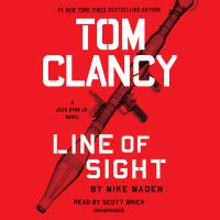 Tom Clancy Line of sight (AUDIOBOOK)