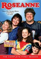 Roseanne. The complete first season