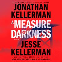 A measure of darkness : a novel (AUDIOBOOK)