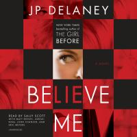 Believe me (AUDIOBOOK)