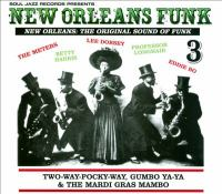 New Orleans funk. 3.