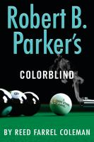 Robert B. Parker's Colorblind : a Jesse Stone novel