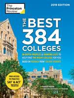 The Princeton Review : the best 384 colleges