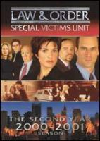 Law & order : Special Victims Unit. The second year 2000-2001 season