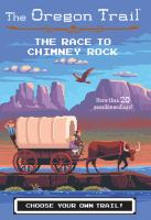 The race to Chimney Rock