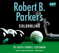 Robert B. Parker's Colorblind (AUDIOBOOK)