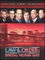 Law & order : Special Victims Unit. The first year