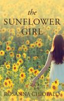The sunflower girl (LARGE PRINT)