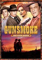 Gunsmoke. The fifth season, volume 1