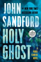 Holy Ghost (LARGE PRINT)