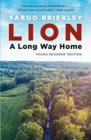 Lion : a long way home