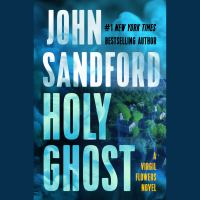 Holy ghost (AUDIOBOOK)