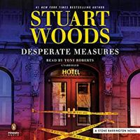 Desperate measures (AUDIOBOOK)
