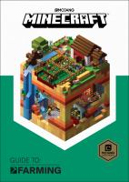 Minecraft : guide to: farming