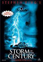 Storm of the century.