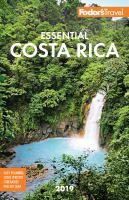 Fodor's 2019 essential Costa Rica