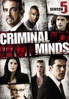 Criminal minds. Season 5