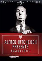 Alfred Hitchcock presents. Season three