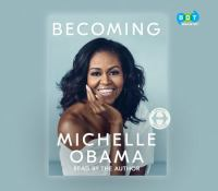 Becoming (AUDIOBOOK)